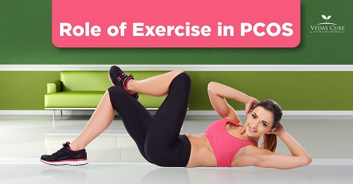 Role of Exercise in PCOS Vedas Cure
