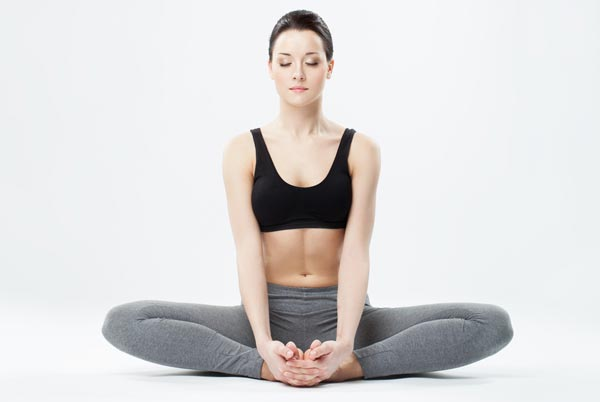 butterfly aasnaa yoga for pcos pcod